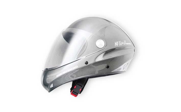 No Limit Helmet with visor